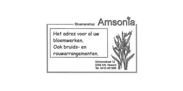 Bloemenshop Amsonia