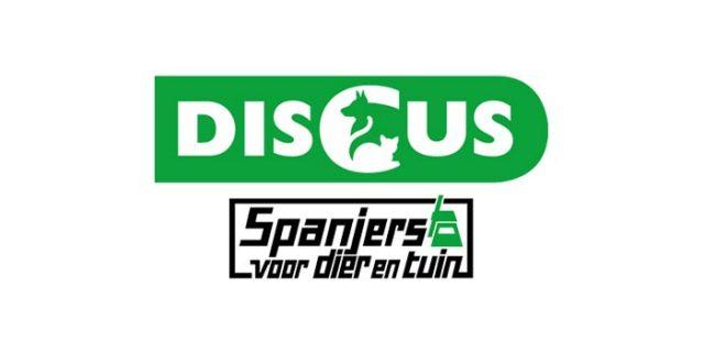 Discus, Spanjers voor Dier en Tuin