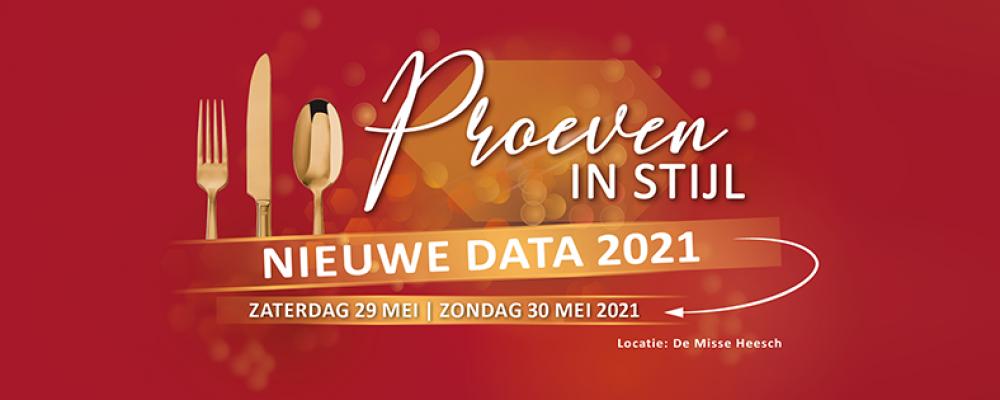 Heerlijk Heesch 2020 verplaatst naar 2021