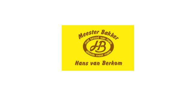 Meesterbakker Hans van Berkom
