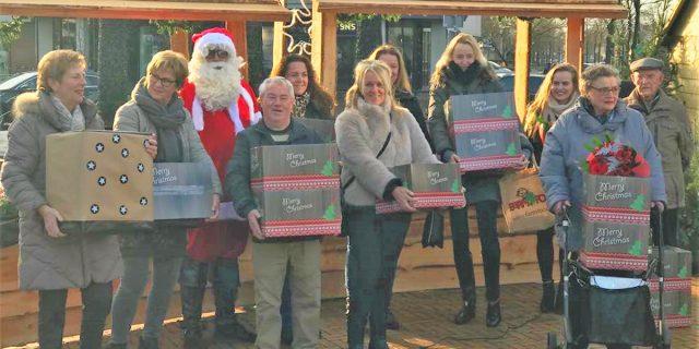 Winnaars van de kerstactie